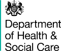 Department of Health and Social Care logo